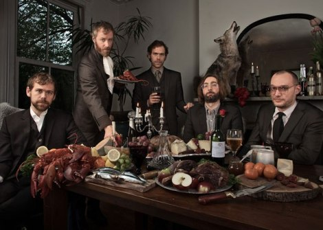 "Listen — The National ""Castamere"""